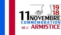 11 novembre 2020: Hauteroche a rendu hommage aux soldats morts pour la France
