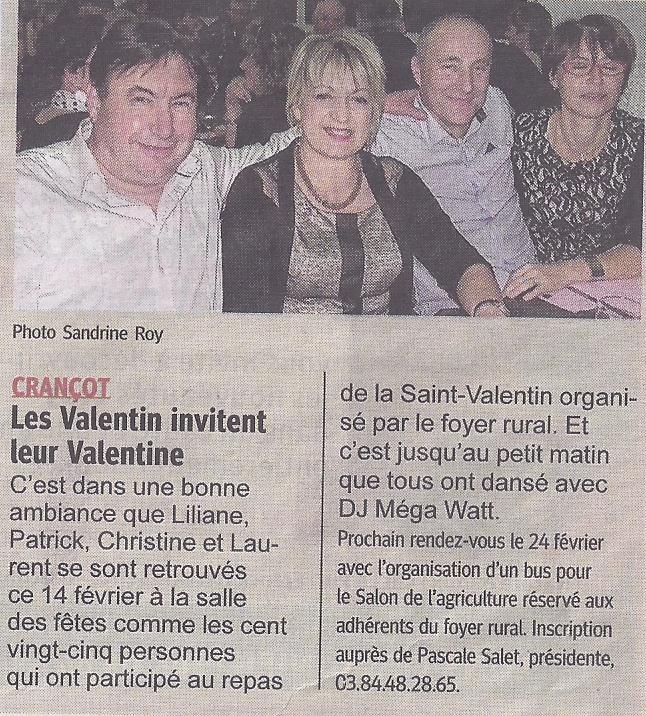 www.hauteroche39.fr - Revue de Presse Associations